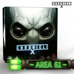 Chronicle X Late Pledge - AREA51