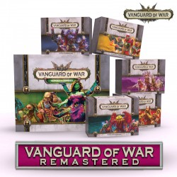 Vanguard of War Remastered Late Pledge